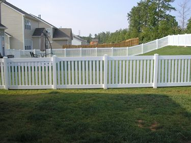 Country Fences Fence Styles And Fence On Pinterest