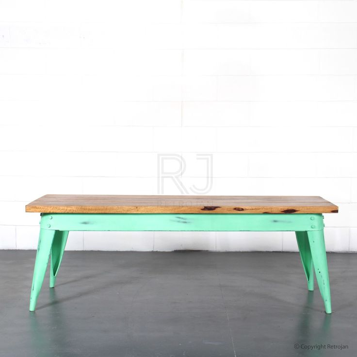 Masja Bench - Green | $219.00