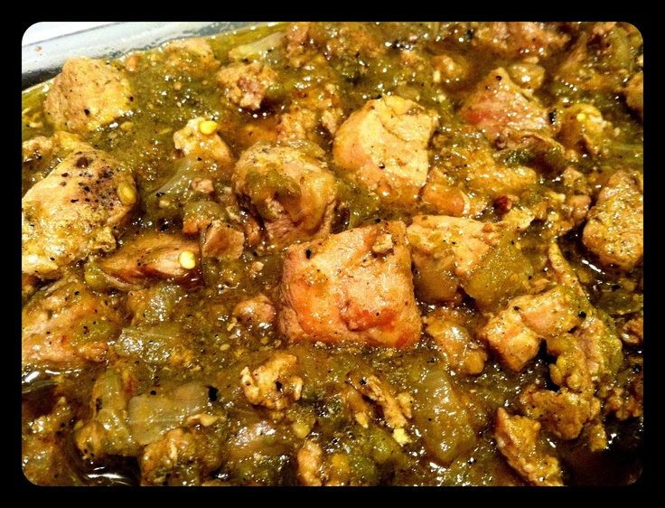slow cooker chile verde slow cooker chile verde recipe yummly slow ...