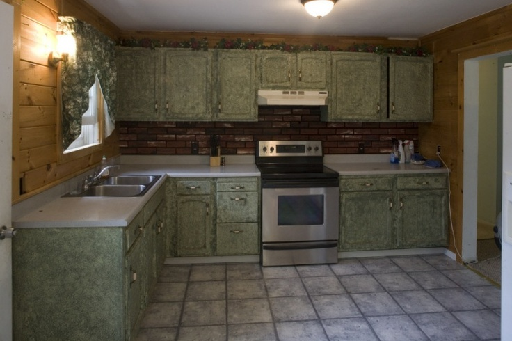 camo kitchen