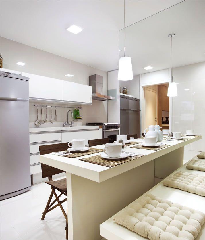 Portal Casa E Cia   Arquitetura, Construção, Decoração, Jardinagem E  Paisagismo //. Kitchen Dinning RoomDining RoomsCrisInterior DesigningBedroom  ...