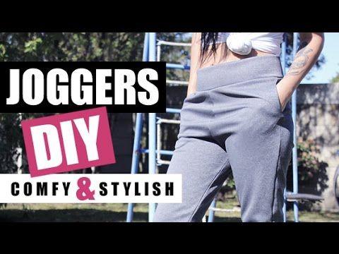 DIY Joggers With Pockets | Scarlet Aura