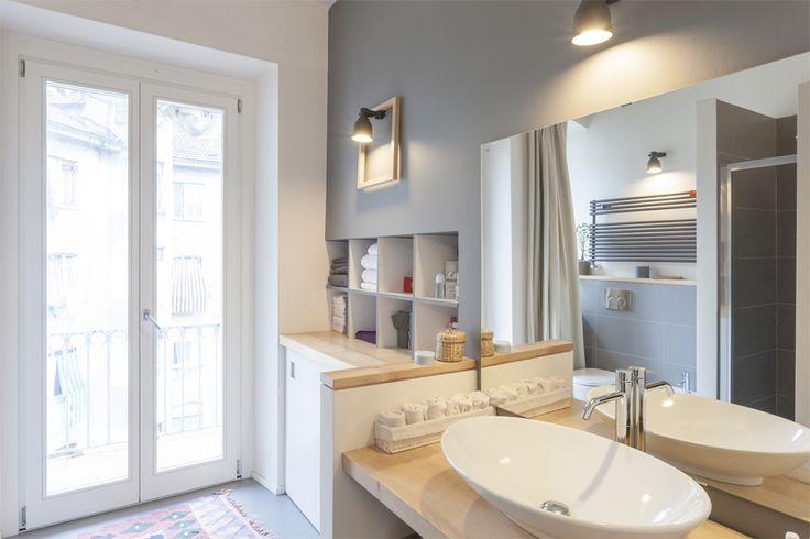 #bathroom #modern
