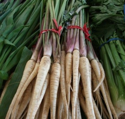Was sind Pastinaken?- ein besonders gesundes Gemüse