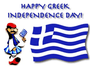 Happy Greek Independence Day