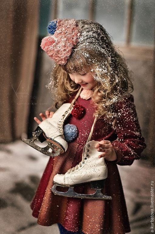 Одежда для девочек, ручной работы. Ярмарка Мастеров - ручная работа. Купить Платье для девочки.. Handmade. Брусничный