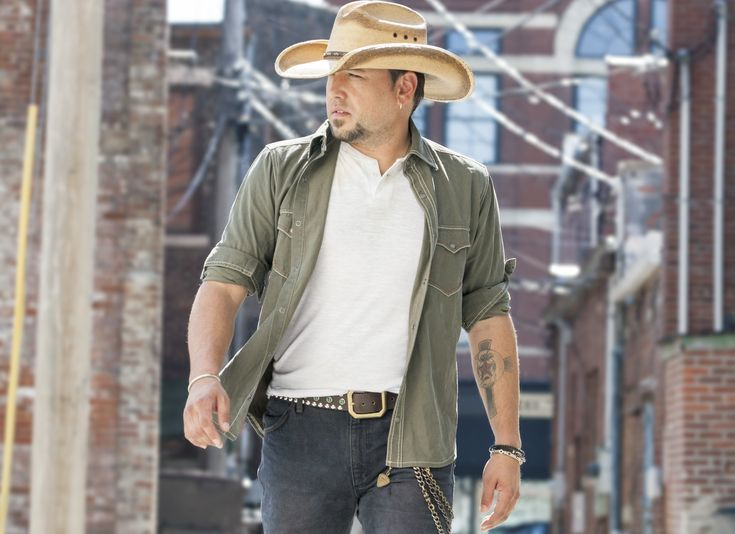 Jason Aldean Turns Up The Heat in 'Lights Come On' Music Video