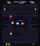 Many, many, many hours spent on Pacman!