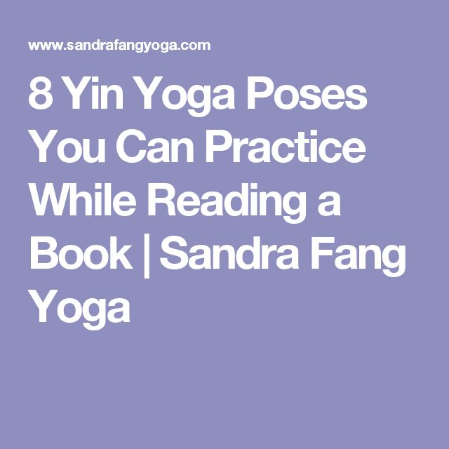 25+ Best Ideas About Yin Yoga Poses On Pinterest