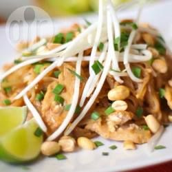 Easy Chicken Pad Thai @ allrecipes.com.au