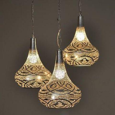 MARRAKECH 3 in 1 lamp <3 www.ByMalou.no