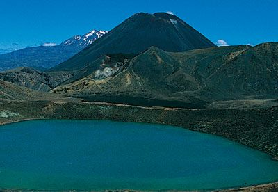 Tongariro National Park by Craig Potton for Sale - New Zealand Art Prints