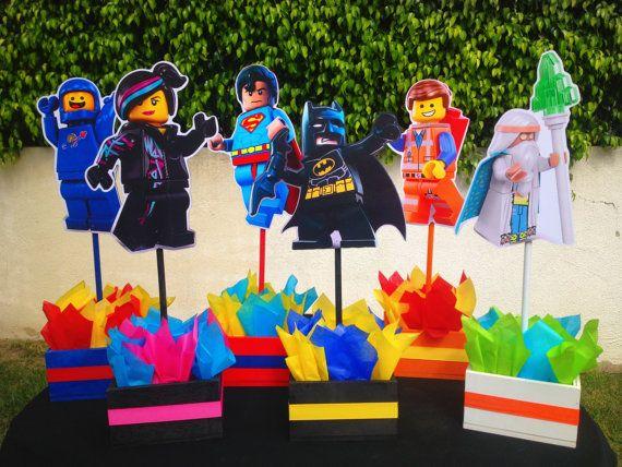 Pin Lego Men Construction Cake — Childrens Birthday Cakes Cake on ...
