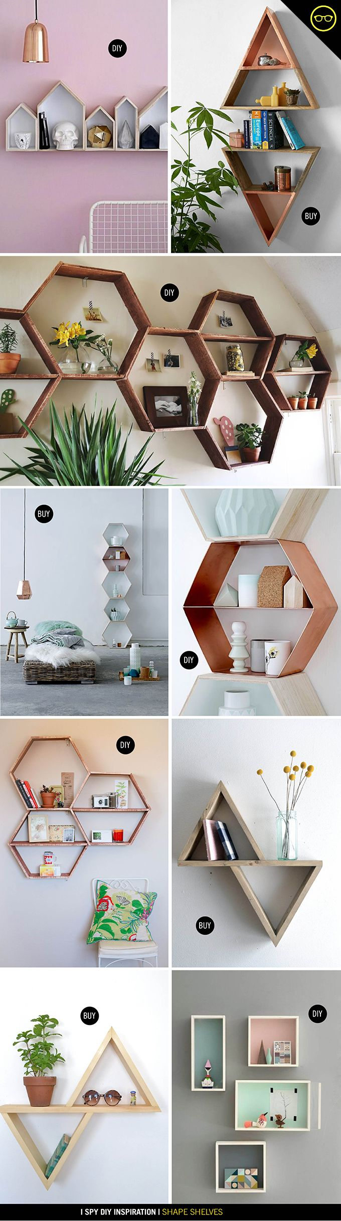 I think geometric designs are cool, but I'm not sure if they'll be too edgy for the room I'm trying to create.