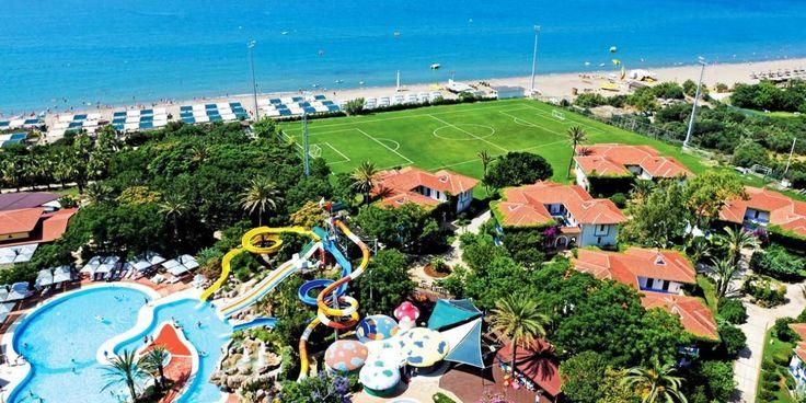 Sejur la mare pe Litoral 2018 in Antalya Belek la Hotel Belconti Resort de 5 stele din Turcia