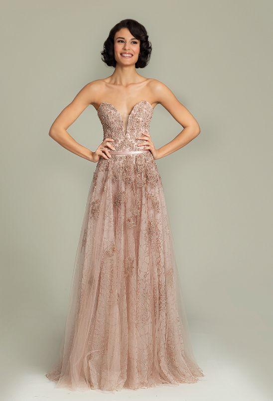 The 63 best Vestidos de fiesta, creaciones Lila ® images on ...