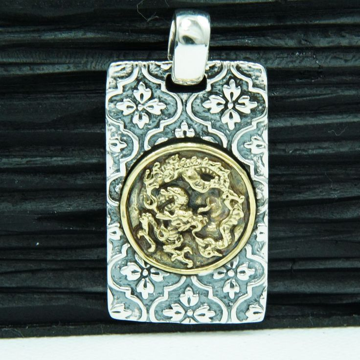 27 best japanese motive pendant images on pinterest sterling japanese dragon crest kamon 925 sterling silver biker rocker pendant gb 089 aloadofball Gallery