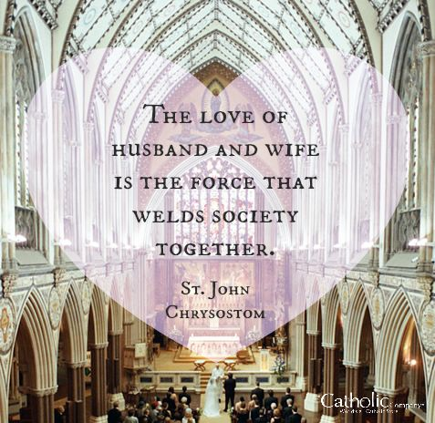 the sacrament of marriage Marriage is a blessed sacrament in the church and a hope-filled time of celebrating god's grace through the love you share for one another your wedding day will be a.
