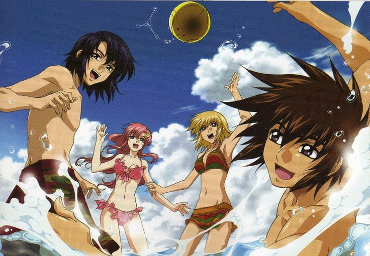 gundam seed kira and lacus relationship with god