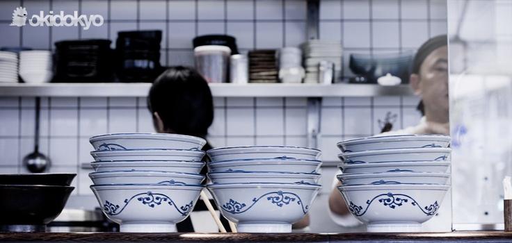 なにわ NA NI WA, noodles & soups in Dusseldorf, Germany