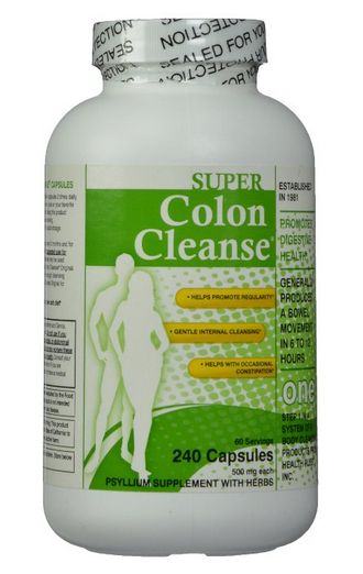Colon Cleanse Elite Ingredients - compgala