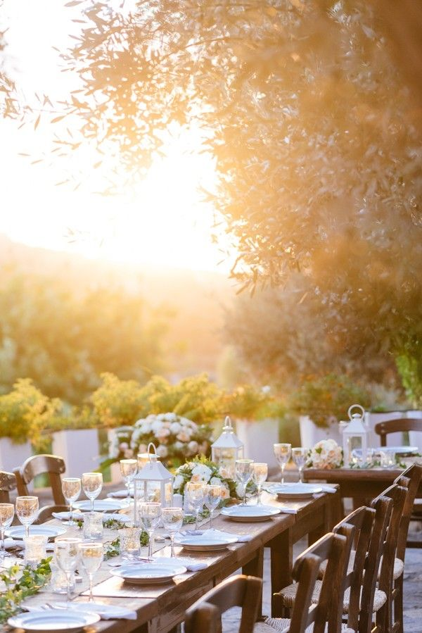 Agreco Farm is a prime venue for Greek weddings | Image by Elias Kordelakos
