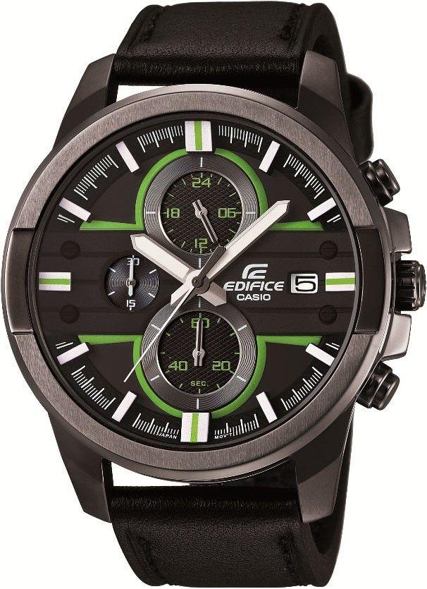 Casio Edifice Eqw-A1110db-1aer Watch Chronograph