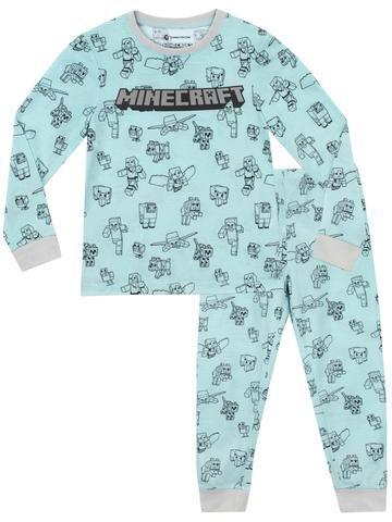 Minecraft Girls Creeper Nightdress