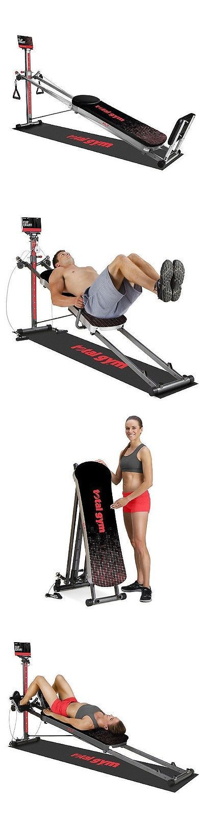 Home Gyms 158923: Total Gym Xl7 Home Gym With Workout Dvds -> BUY IT NOW ONLY: $335.98 on eBay!