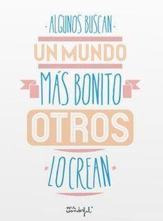 frases inspiradoras cortas en español - Buscar con Google                                                                                                                                                                                 Más