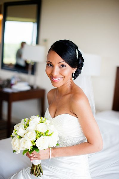 wedding hairstyles for black brides : Hair, Image Hair, Black Weddings, Hair Makeup, Wedding Hair ...