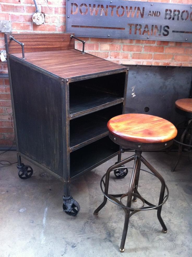 Metallmöbel vintage  843 besten Metal furniture......muebles metálicos. Bilder auf ...