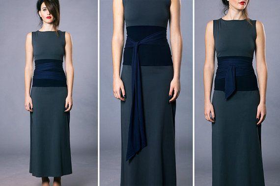 Obi Belt, Wrap Belt, Blue Belt, Waist Belt, Corset Belt, waist cincher, Cloth Belt, Unique Gifts, Japanese Clothing, Womens Clothing