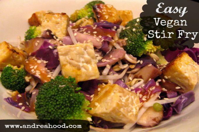 Easy Vegan Stir Fry