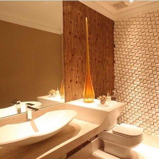 Banheiros Modernos Assim Eu Gosto : Melhores imagens sobre lavabos no