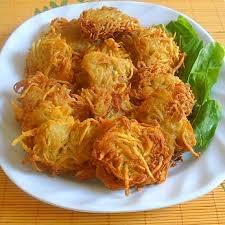 Esta riquisima comida judía tradicional de januká se come durante todo el año. Para disfrutar en familia. www.jai.com.uy