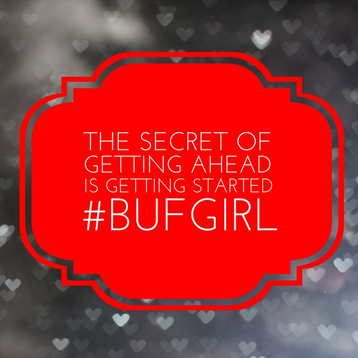 Become a BUF Girl... www.bufmanly.com.au/intro-offer