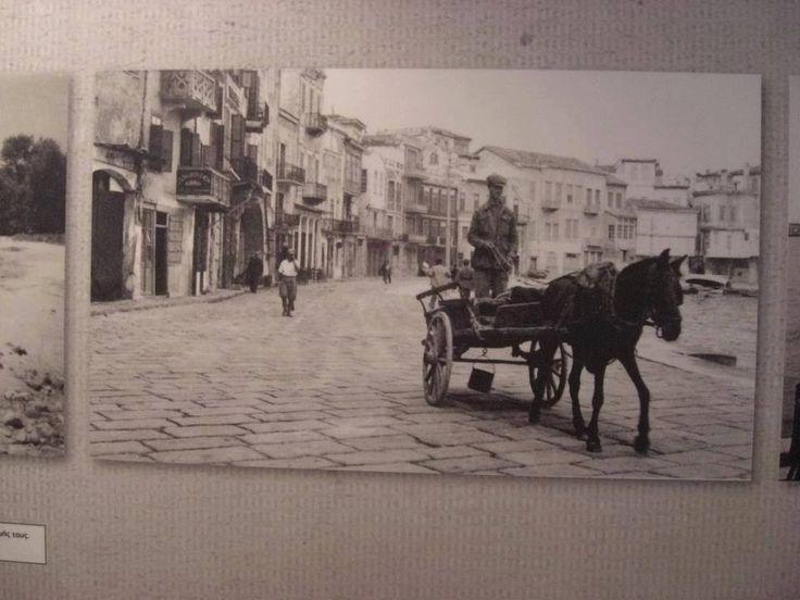 1941 παλιό λιμάνι Χανίων.