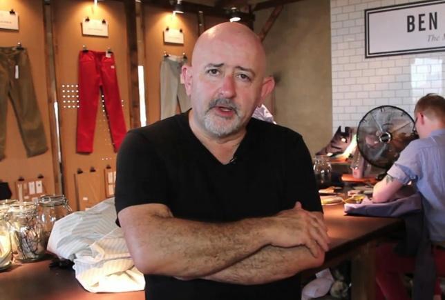 PMTV Pitti 82: Ben Sherman Pan Philippou Interview