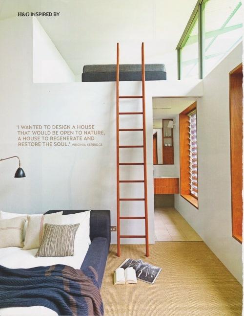 love this loft bed!