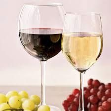 Red or White Wine  5-8oz for women and 5-8oz for men would be considered a fast carb. Learn more at www.mydietfreelife.com