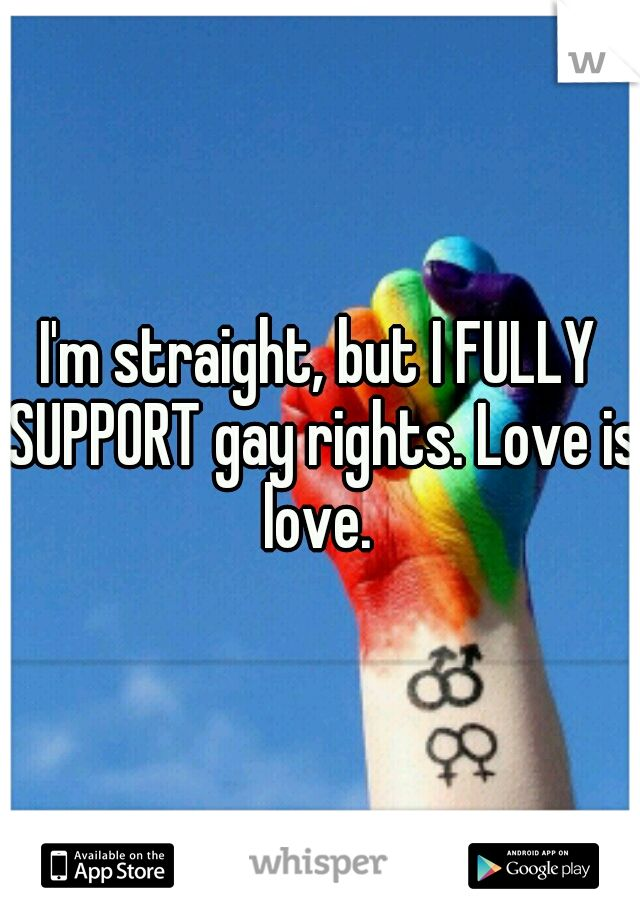 from Jamari rights of gay people