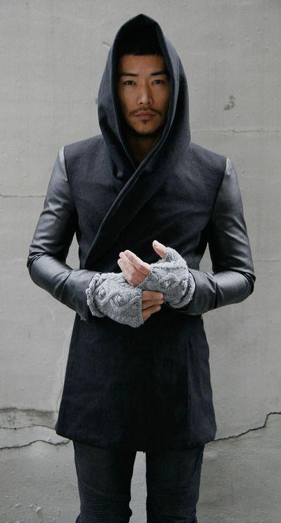 #EstilosparaVestir hombres: estilo creativo, dramático, #tendencia mix lana y…