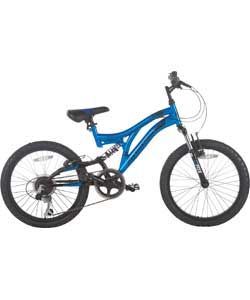 Buy Muddyfox Radar 20 Inch Bike - Boys' at Argos.co.uk, visit Argos.co.uk to shop online for Children's bikes, Children's bikes