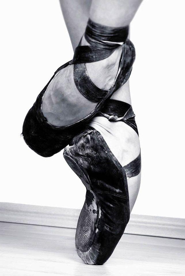 Chaussons de ballet