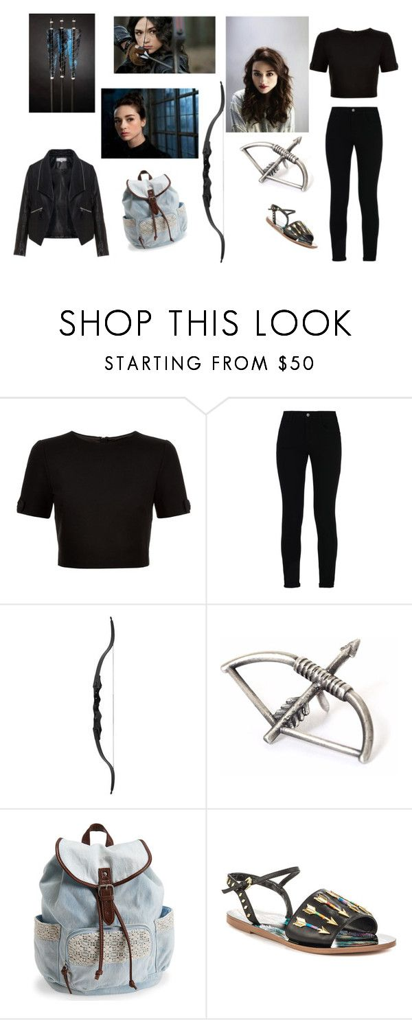 """Allison Argent"" by barbi2003 on Polyvore featuring Ted Baker, STELLA McCARTNEY, Aéropostale, Talulah and Zizzi"