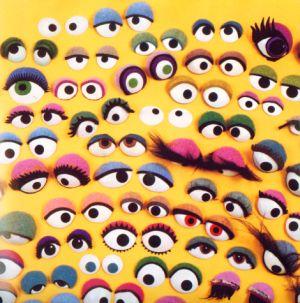 puppets | inspiration | eyeball ideas
