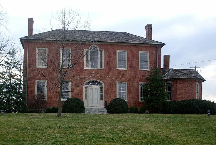57 best images about house exterior on pinterest for Brick georgian homes