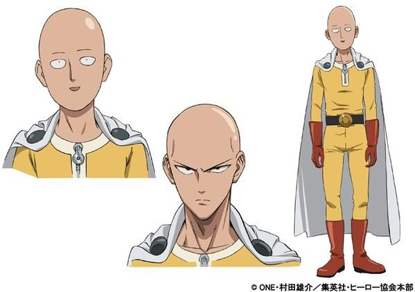 Saitama hero age 25 years old is the main protagonist of One Punch-Man, and the most powerful hero alive, Having apparently trained himself to superhuman conditions, He faces a self-imposed existential crisis, as he is now too powerful to gain any thrill from his heroic deeds, Voice Actor Makoto Furukawa, Episode 1 http://onepunchman.wikia.com/wiki/Saitama