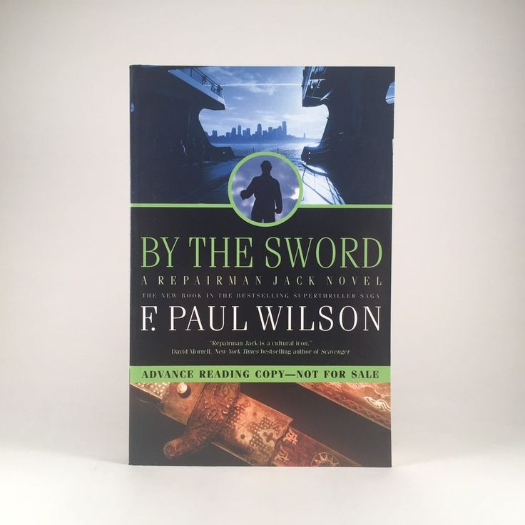 SIGNED By The Sword by F. Paul Tompkins ARC Advance Reading Copy Softcover 2008 | Books, Antiquarian & Collectible | eBay!